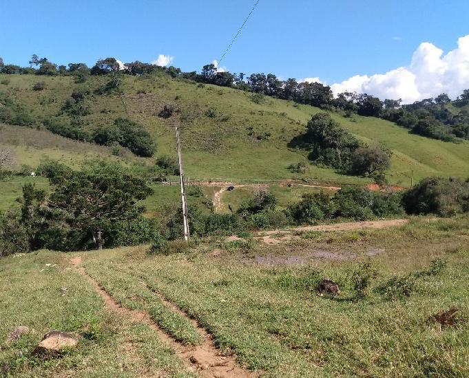 Sítio no sul de minas a 130 km são paulo, com 36,3