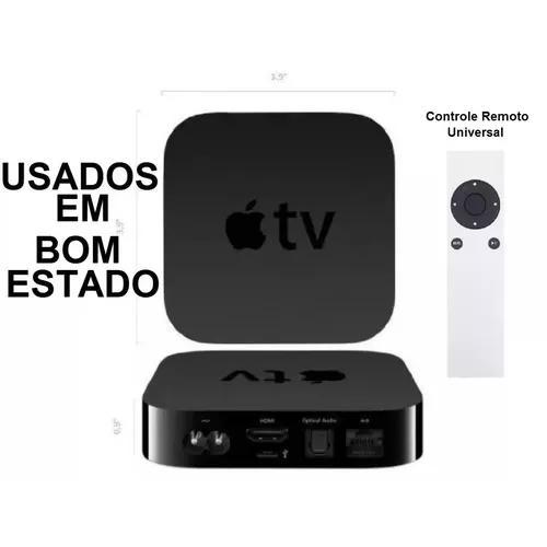 Apple tv 3 geração-full hd/ usados / promoção e