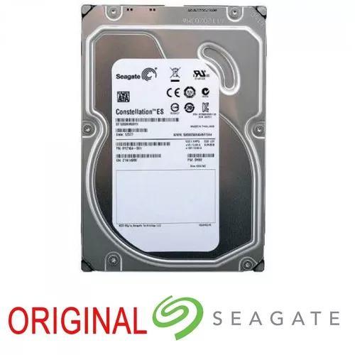 Hd 1tb enterprise servidor seagate sata 7200rpm st1000nm0011
