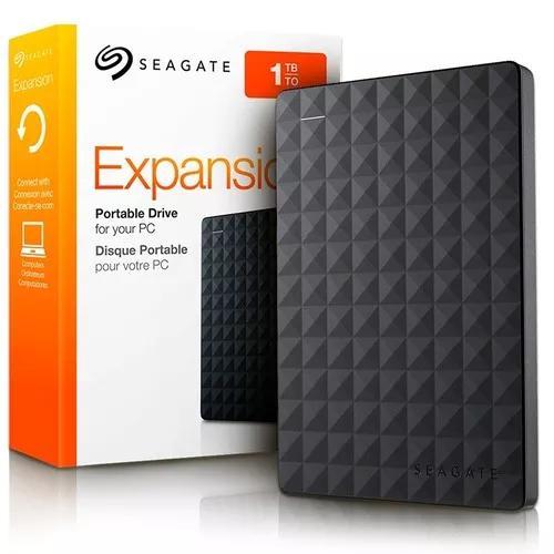 Hd externo 1tb seagate portátil 1 tb usb 2.0 e 3.0 original