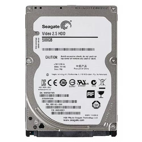 Hd notebook 500gb slim seagate ps3 7mm video 2.5 hdd novo