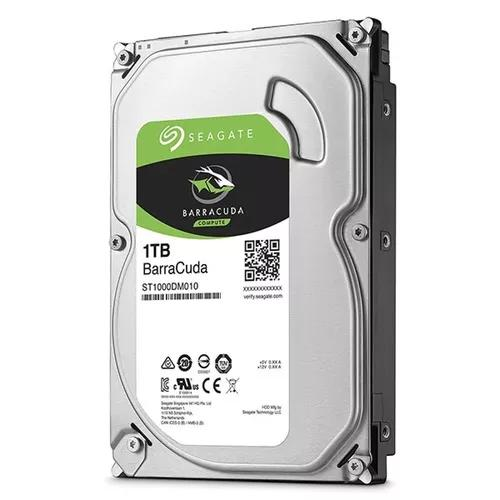 Hd seagate 1tb pc desktop e dvr,interno barracuda 64mb 7200