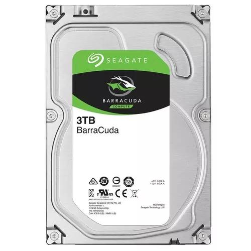 Hd seagate desktop 3tb 3000gb 64mb cache retira sp