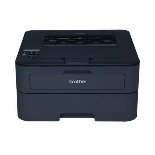 Impressora a laser brother monocromática 110v com duplex