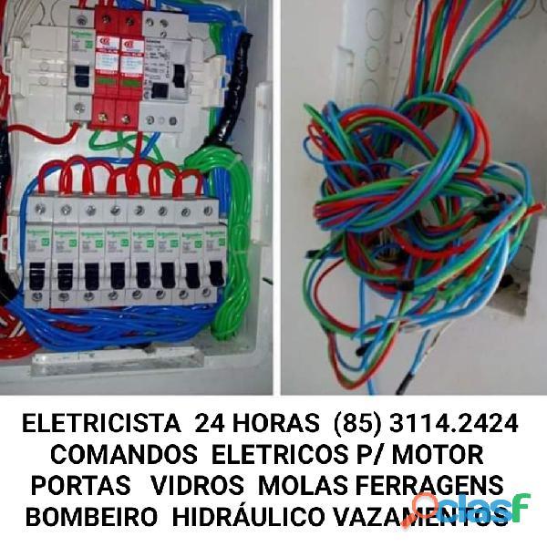 MARIDO LEGAL   ELETRICISTA 24HS (85) 3114.2424