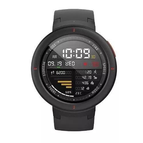 Amazfit verge xiaomi mp3 gps strava bluetooth smartwatch