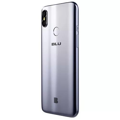 Blu studio mega tela 6.0 16g rom + 1g ram biometria androi 8