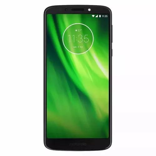 Celular Smartphone Motorola Moto G6 Play Índigo 32gb 3gb
