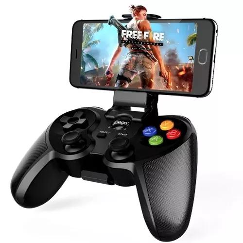 Controle ipega gamepad bluetooth android iphone tablet pc