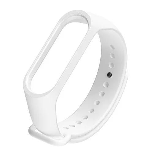 Kit 5 pulseiras de silicone xiaomi mi band 3 - diversas core
