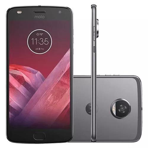 Motorola moto z2 play xt1710 dual 64gb nf original | vitrine