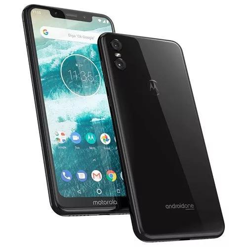 Motorola one 64gb xt1941 novo! 5.9, dual, 4g, 4gb ram!