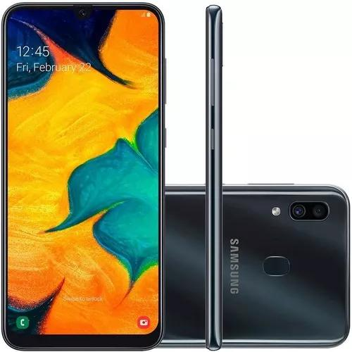 Smartphone samsung galaxy a30 64gb 4g