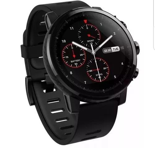 Smartwatch amazfit stratos xiaomi pace 2 lacrado original