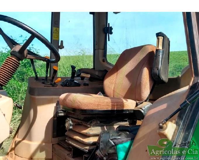 Trator john deere 6125 j 4x4 (power quad - único dono!)