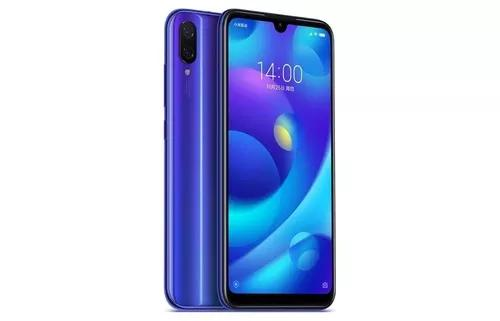 Xiaomi mi play 64gb 4gb versao global 12 x sj + nota + azul