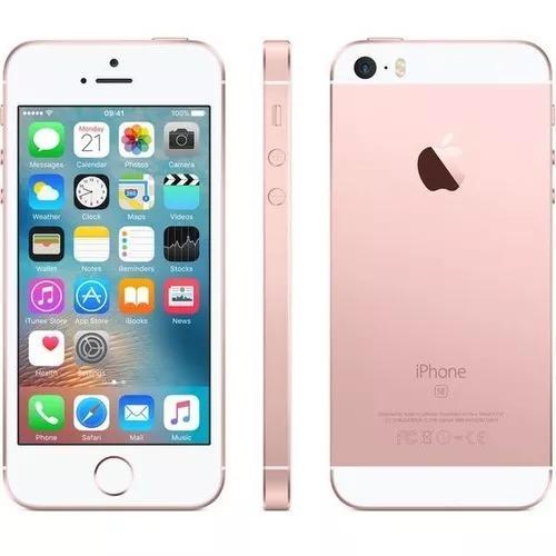 Iphone se 16gb original apple open box [sc][sg]