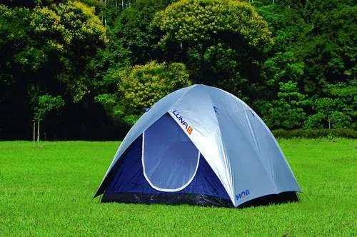 Barraca camping iglu luna 5 pessoas - mor