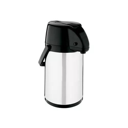 Garrafa térmica exclusiva 1 litro inox água café -