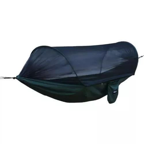 Rede compacta mosquiteiro tipo selva harpia ntk acampamento