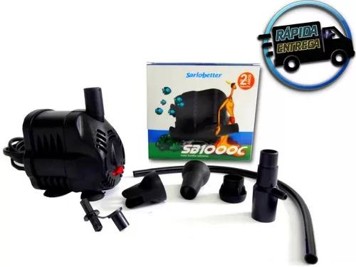 Bomba Submersa Sb 1000c Sarlo Better 1000 L/h 110v (com Nfe)