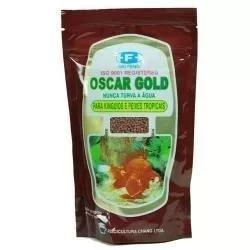 Ração oscar gold 100g (p/todas espécies de peixes)