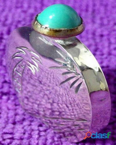 Porta perfume.Prata lei 925 da Rag mexicana.
