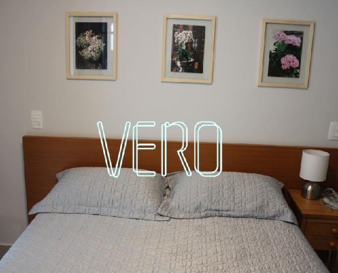 Apartamento mobiliado – aluguel – serra a139