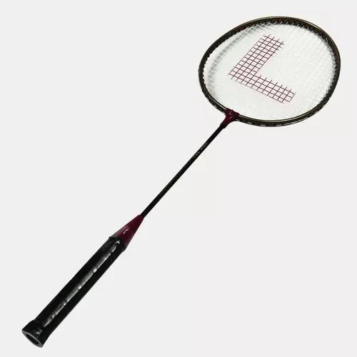 Badminton raquete alumínio - leader (ld257)