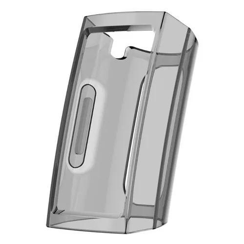 Capa case silicone protetora para relógio fitbit charge 3