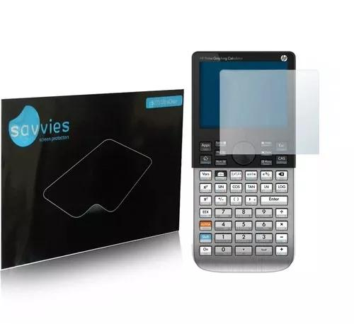 Kit com 2 peliculas savvies para calculadora hp prime -