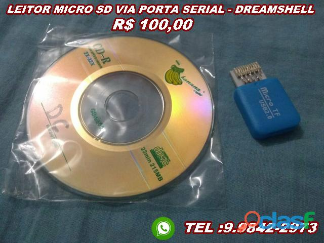 Adaptador Sd para Dreamcast