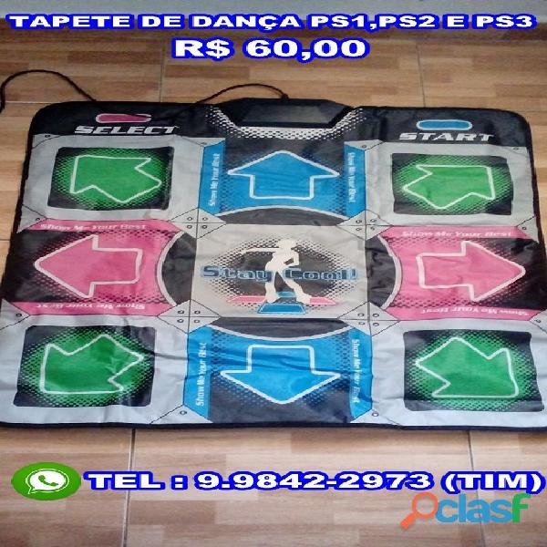 Tapete de Danca Playstation 2/pc