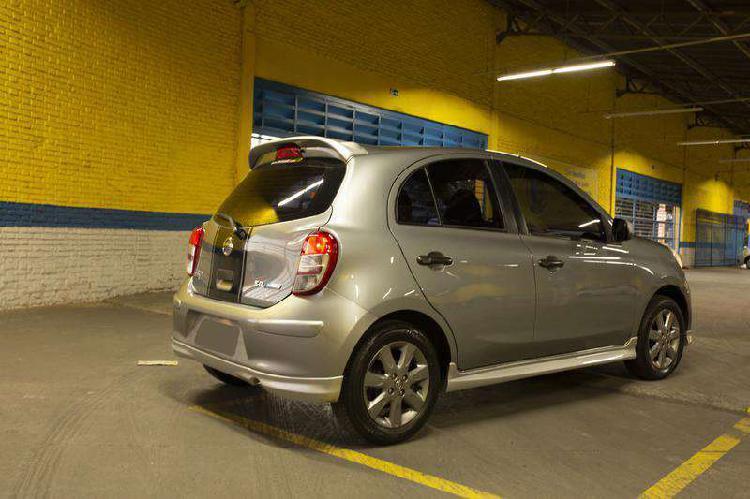 Nissan march sr 1.6 16v flex fuel 5p