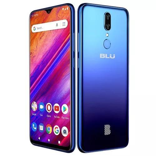 Smartphone blu g9 dual sim lte 6.3 hd+ 64gb/4gb