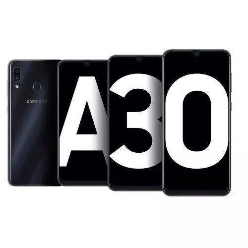 Smartphone samsung galaxy a30 64gb dual chip android 9.0 tel