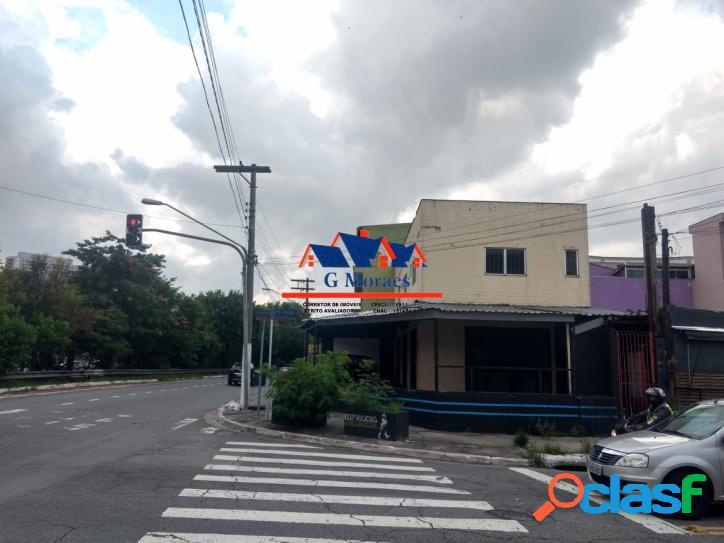 Prédio comercial - vila guilhermina