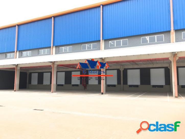 Aluga-se Galpões Novos módulos de 2.839 m² a 23.822 m² 1