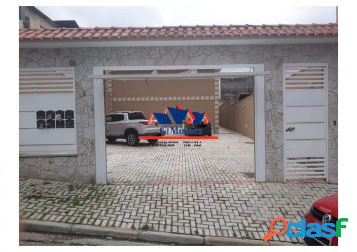 Casa em condomínio fechado vila ré 77 m²