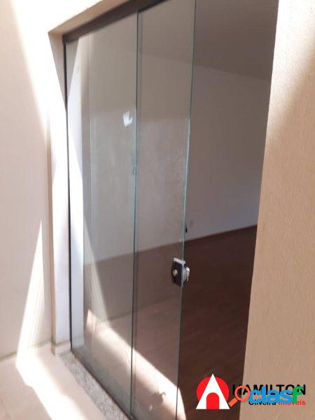 Apartamento novo,acabamento alto padrão no dona luizinha