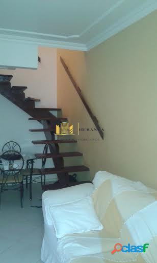 Excelente casa duplex de três quartos na taquara!!!