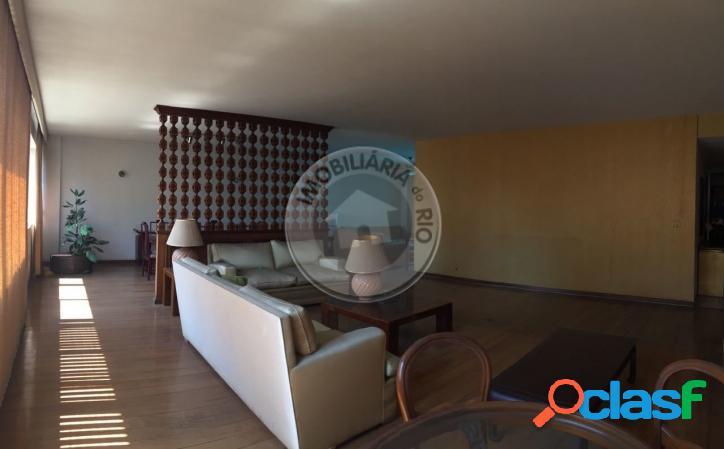 Rua paissandú apto 4 quartos com 251m² flamengo - zona sul