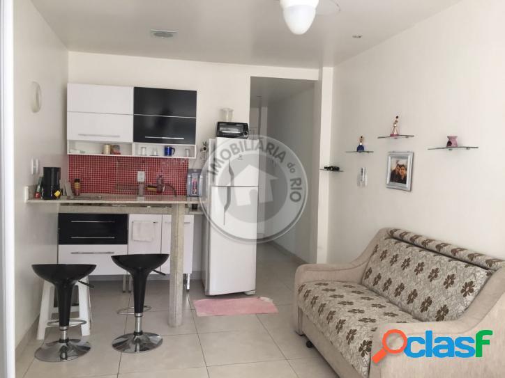 Quitinete 29 m², avenida atlântica, posto 5 - copacabana