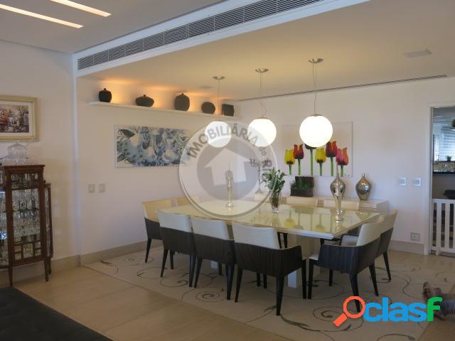 Apartamento 435m², 5 Quartos sendo 4 suítes, Riserva Uno - Barra 2