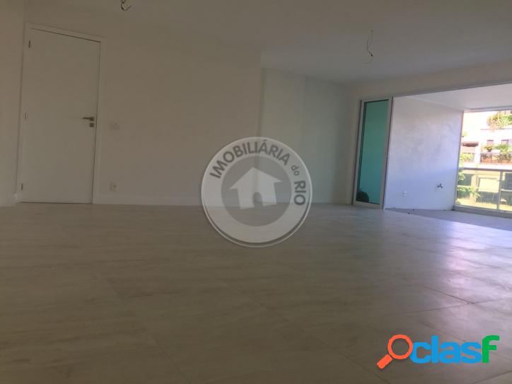 Jardim Oceânico Apartamento 4 suítes - Barra da Tijuca