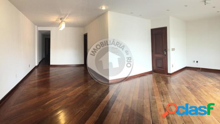 Apartamento 230m², 4 quartos, jardim oceânico - barra da tijuca
