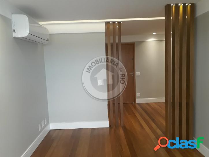 Apartamento 120 m², 3 quartos, 1 suíte, rua bogari - lagoa