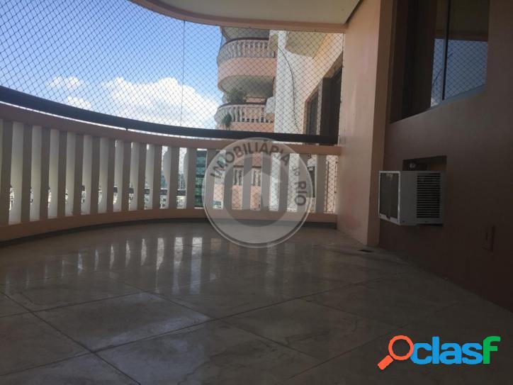Apartamento 130m², 3 quartos, Palm Springs - Barra 1