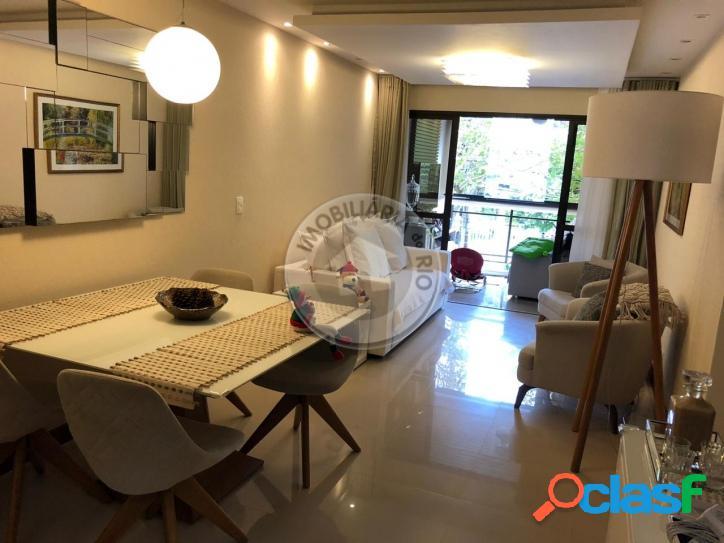Apartamento 98 m², 3 quartos, sol da manhã, morada bellamar - recreio