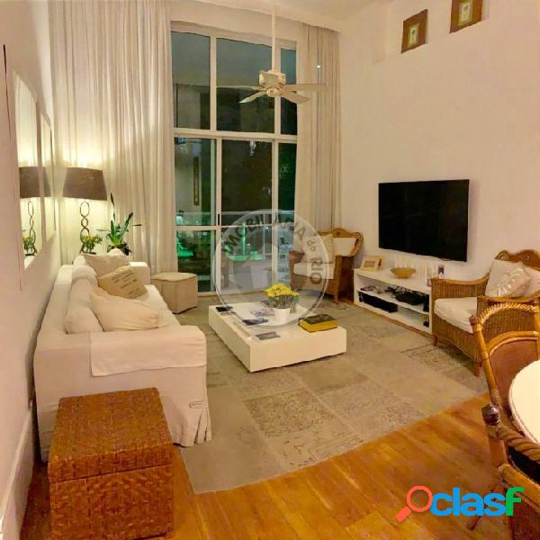 Loft, 100m², 2 quartos, le parc residencial resort - barra da tijuca